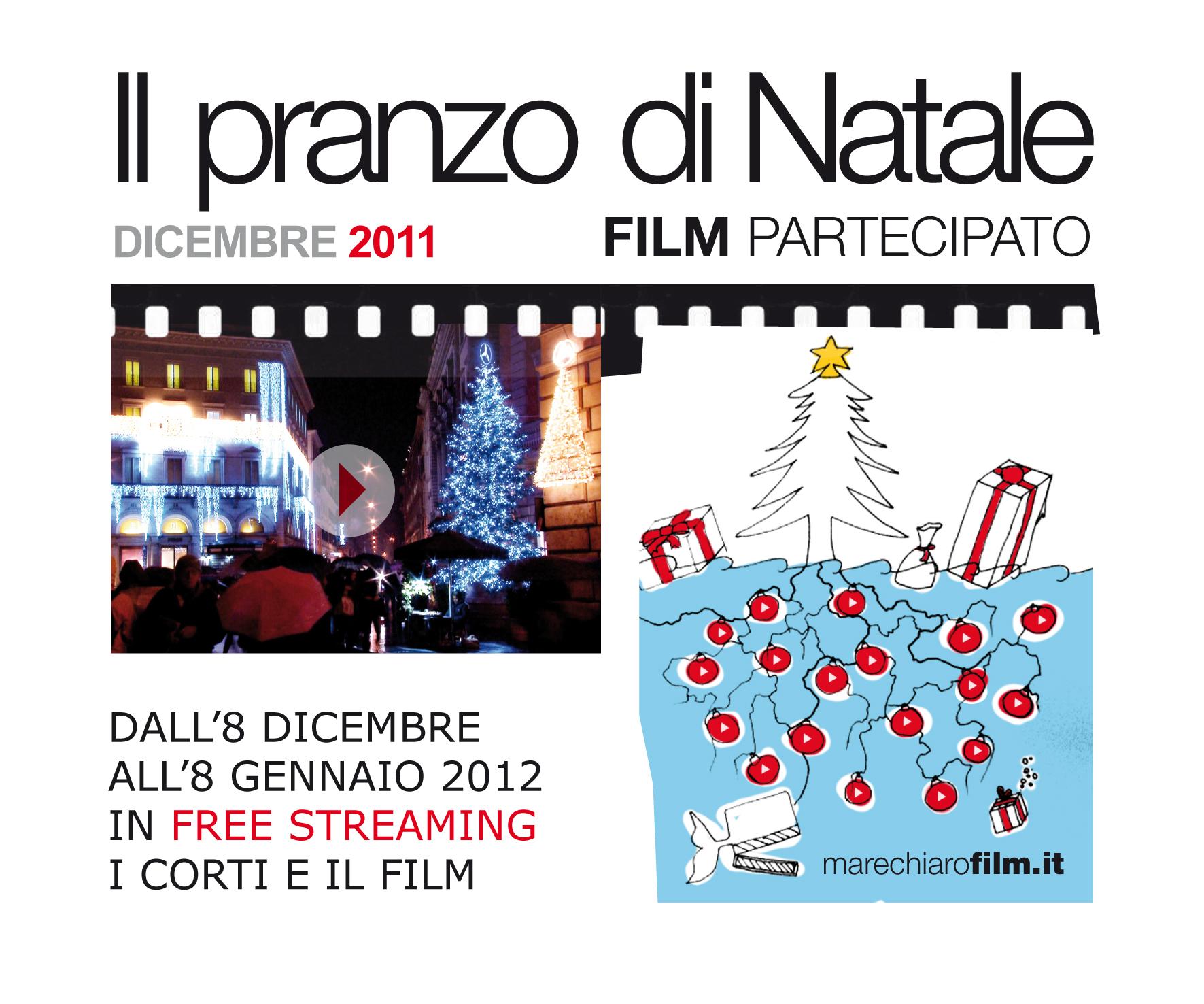 Il Calendario Di Natale Streaming.Calendario Post 3 Marechiarofilm